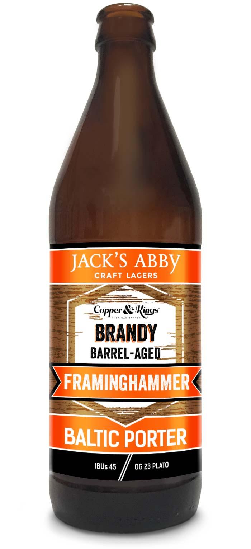 Brandy Barrel Aged Framinghammer Jack S Abby