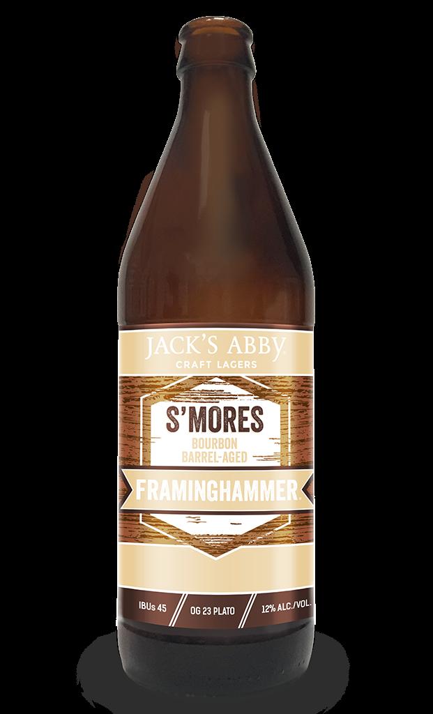 S'Mores Barrel- Aged Framinghammer | Jack's Abby